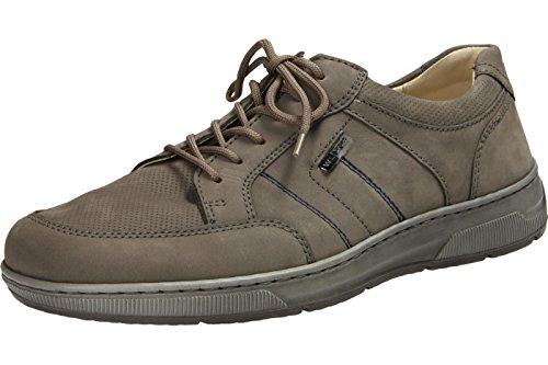 Chaussures pour 088 à lacets Waldläufer homme 365001 213 ville Marron de tqnfg