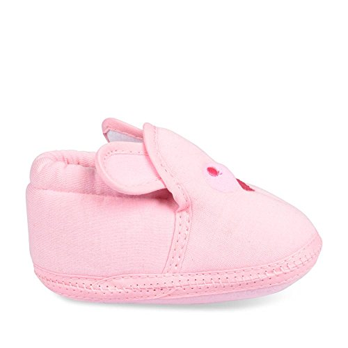 Chaussons ROSE FREEMOUSS GIRL LAYETTE Enfants Chaussea