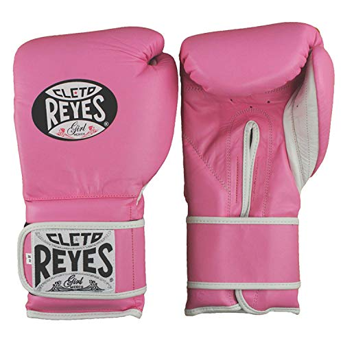 Purple 12-Ounce Regular Padding Cleto Reyes Hook /& Loop Training Gloves