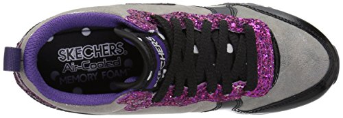 ROSE Skechers OG Black Sneakers 85 Women's Patent HOLLYWOOD xBBnaAIWq
