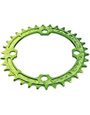 JGbike Elite Round 104mm BCD 32T 34T 36T 38T Narrow Wide Single Chainring