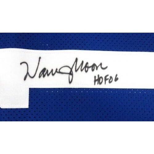 finest selection 5df58 9d9b6 delicate Seattle Seahawks Warren Moon Autographed Signed ...
