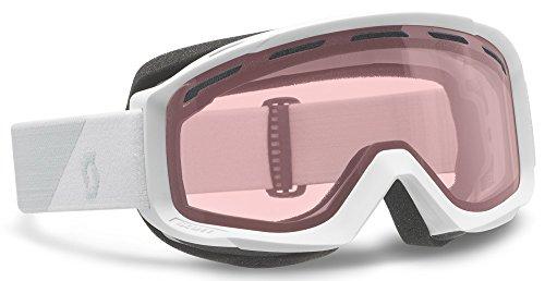 SCOTT US OTG Habit Ski Goggles, White, Amplifier - Optics Scott