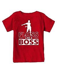 Kusteez Kids, Youth Tee Floss Like a Boss Fortnite Parody