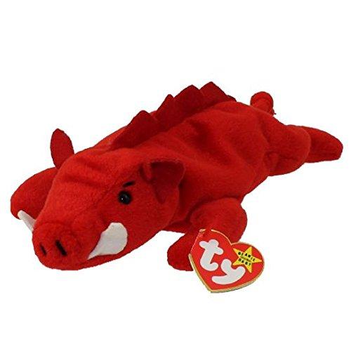 Arkansas Toy - Ty Beanie Baby Grunt the Razorback