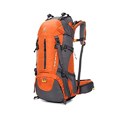 Campeador 60L Extra Large Hiking Travel Backpack Camping Backpacks (6 Colors)