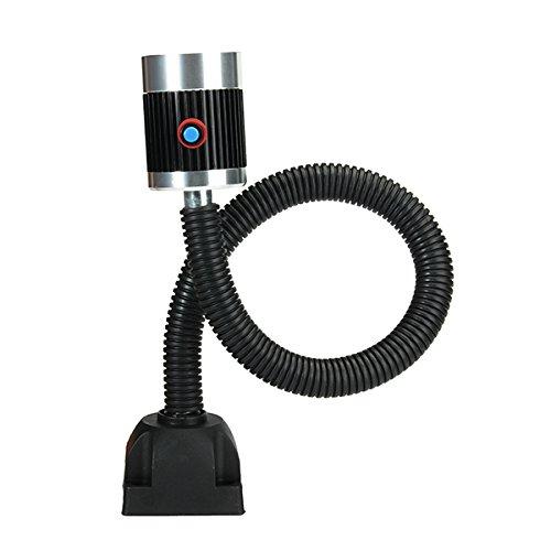 EsportsMJJ 3W 12-24V 500mm CNC Machine LED Lampe en Alliage DAluminium Flexible Light Bar Outil De Travail Lampe