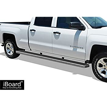 Amazon Com Aps Wheel To Wheel Running Boards 5 Quot Custom