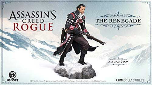 UbiCollectibles Assassin's Creed Rogue: The Renegade Figurine 24cm