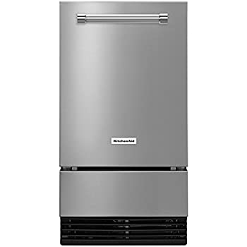 Amazon Com Kitchenaid 18 Automatic Ice Maker
