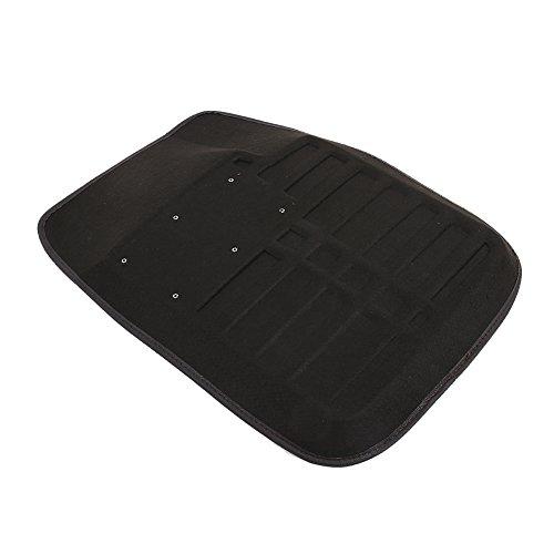 Sedeta 5pcs Universal Car Auto Floor Mats FloorLiner Front Rear Carpet cleaner All Weather Mat by Sedeta (Image #6)