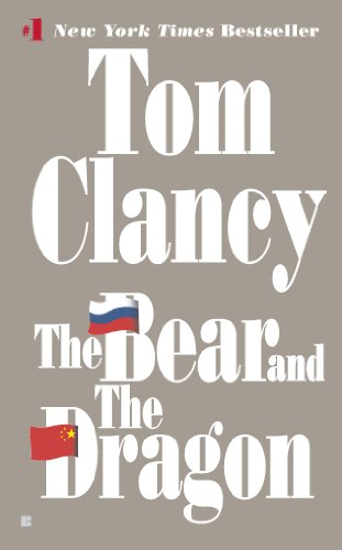 book cover of The Bear and the Dragon