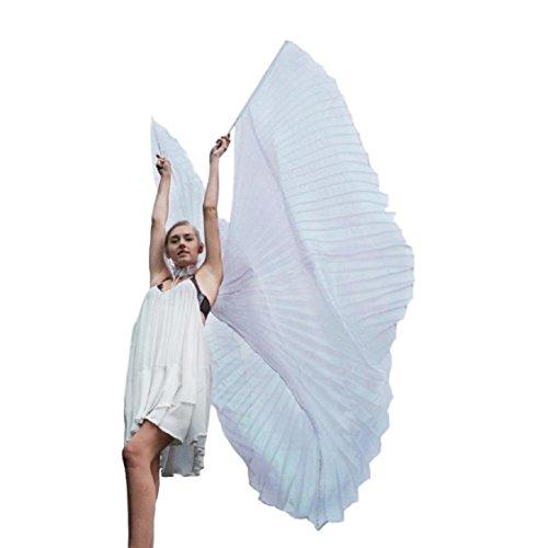 Larger-than-Life Iridescent Goddess (War Goddess Costume)