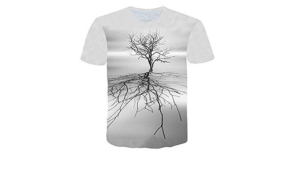 Camisetas Estampadas para Hombre Vintage Summer y ...