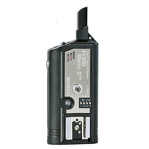 (FlashWave-III Wireless Radio Slave Receiver Receiver for Remote Wireless Flash Trigger System - Receiver Unit)