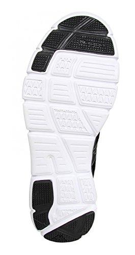 Chaussures de sport pour Homme et Femme KAPPA 302X9B0 ULAKER C16 BLACK-DK GREY