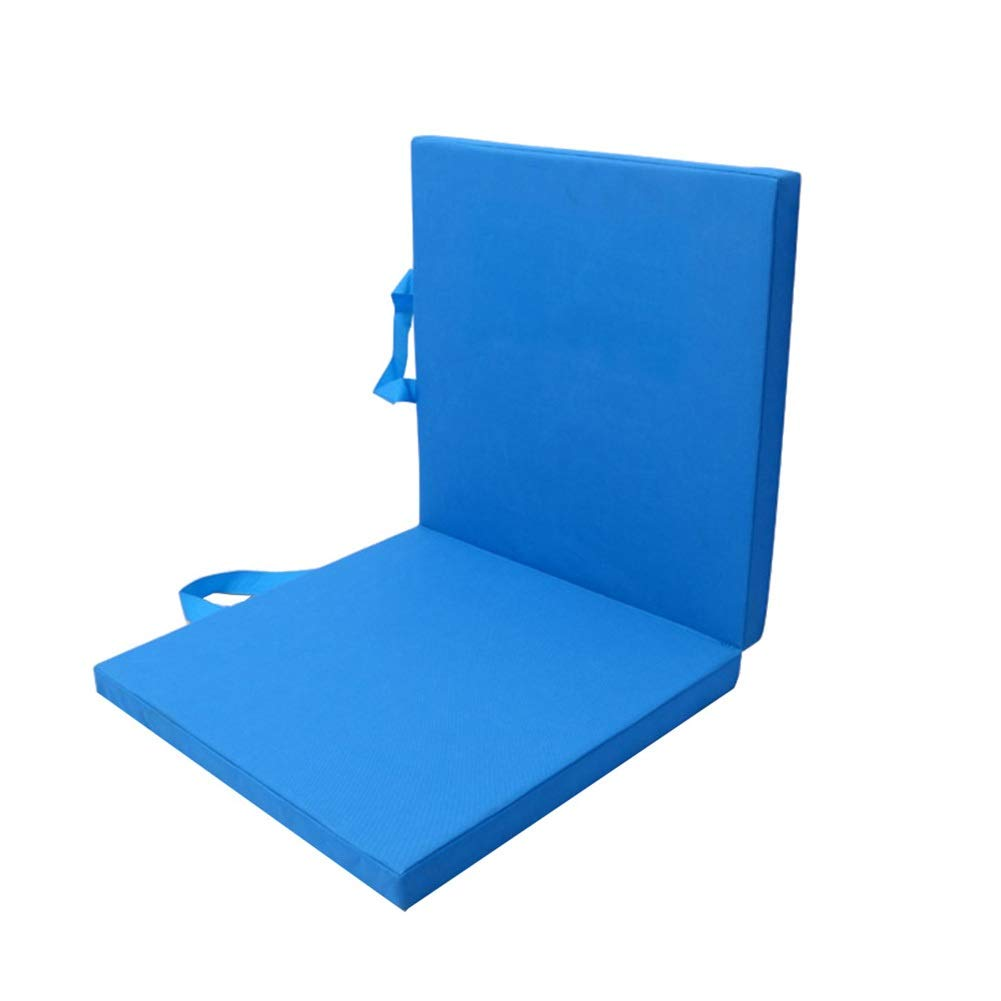 【本物保証】 ZJ ヨガの体操の中心の練習の練習のマット - 青のための運送ハンドルが付いている二重体操のマット (サイズ さいず さいず 50×100×5CM - : 70×150×5CM) B07R1ND3LB 50×100×5CM 50×100×5CM, 三省堂実業:3bfa631b --- arianechie.dominiotemporario.com