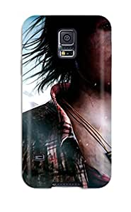 7839281K23534582 Special Design Back Ellen Page Beyond Two Souls Phone Case Cover For Galaxy S5