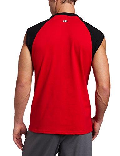 1a7881e1 Champion Men's Jersey Muscle T-Shirt - Import It All