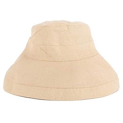 Amazon.com  ForShop Bucket Hats Men Women Adult Cotton Wide Brim ... 71979048387