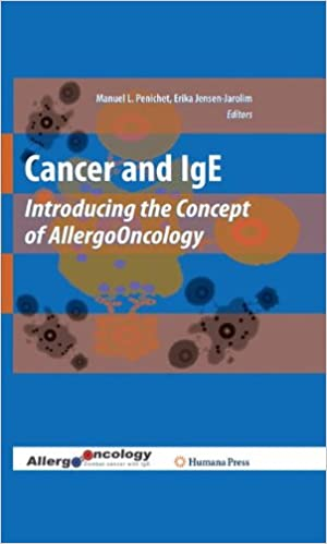 Cancer and IGE: Introducing the Concept of Allergooncology