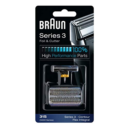 Braun 31S Replacement Foil & Cutter For Shaver Model 5770