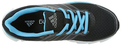 adidas Falcon Elite 4W - Zapatillas para mujer Negro / Azul