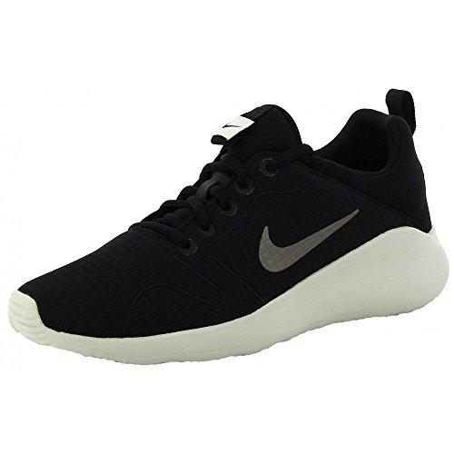 Nike 876875, Zapatillas para Hombre Schwarz (Black/Light Bone)