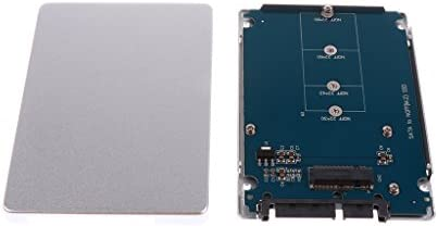 Funda de Adaptador SSD M.2 Ngff To Sata III Caja de Disco Duro 2.5 ...