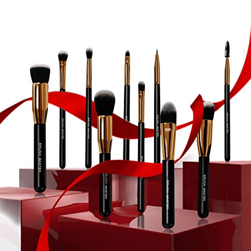 5904090335fd BM Brush Master 6 Pieces Makeup Brushes Premium Makeup Brush Set ...