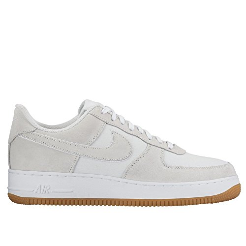 Nike Air Force 1 zapatillas zapatillas zapatos para hombre Weiß (Off White/White)