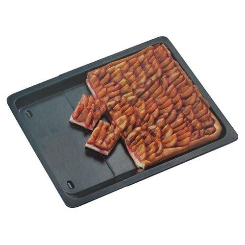 Backblech Ausziehbar Ofenblech Kuchenblech Pizzablech Backofenzubehör antihaft