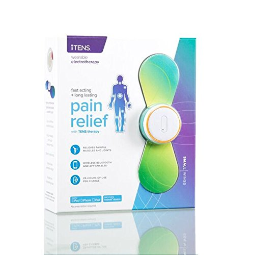 iTENS Electrotherapy Wireless Tens Unit- SMALL GREEN - Sm...