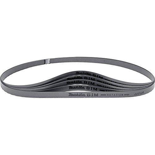 (Makita B-40565 24 TPI Compact Portable Band Saw Blade (Pack of 5), 32-7/8