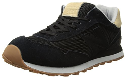 New Balance Men 515V1 Sneaker Black/Bone