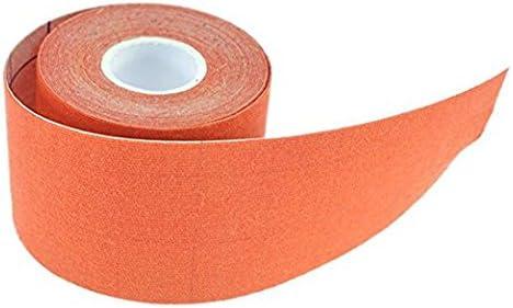 nikgic 5 cm * 5 m etiqueta (elástico ejercicio muscular cinta ...
