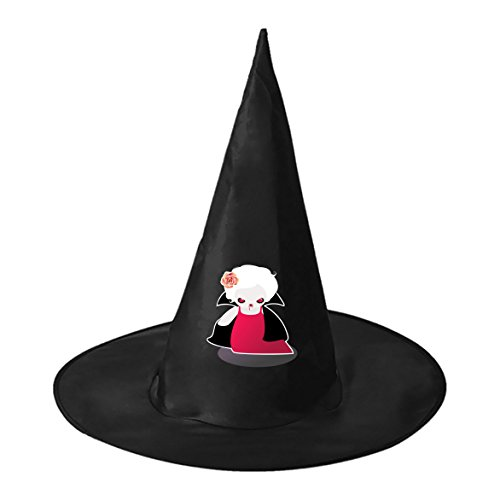 Homemade Princess Costumes Ideas (Red Eye Vampire Cosplay Witch Hat Toy to Costume Accessory Halloween Ball for Kids Adults)