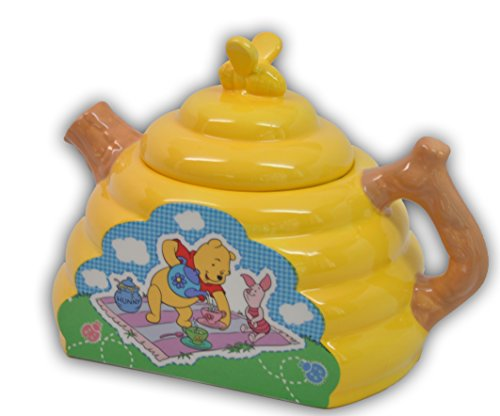 Houston Harvest Gift Products Winnie the Pooh Teapot Beehive