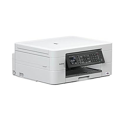 Elettronica Per Ufficio 12 Ppm 6 Ppm Brother Dcpj572dw Stampante Multifunzione Inkjet A Colori A4 Con Connettivita Wireless E Display Lcd Da 4 5 Cm 6000 X 1200 Dpi B N Nero A Colori
