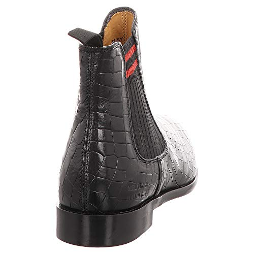 41 Melvin Farbe Größe Boots Hamilton amp; schwarz Daisy Schwarz Chelsea wrYzwq