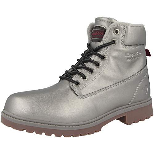 KangaROOS Riveter W Mehrfarbig Silver Boots Desert Damen Iii RURrw