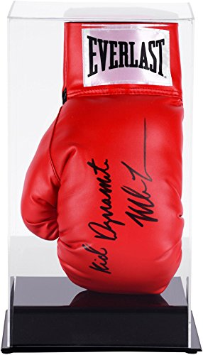 Single Boxing Glove Vertical Display Case (Boxing Single Case Glove Display)