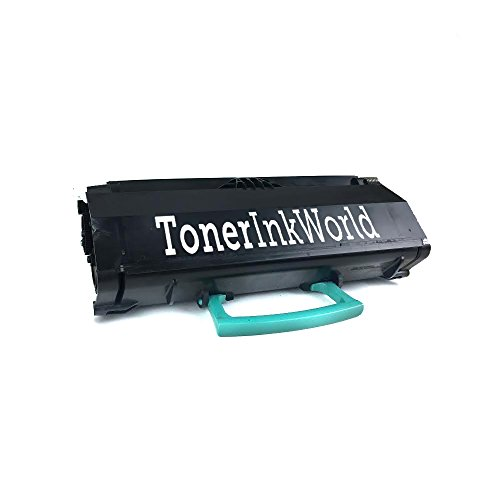 TIW E260 High Yield 3,500 Page Remanufactured Toner Cartridge for Lexmark E260 / E260d / E260dn / E360 / E360d / E360dn / E460 / E460dn / E460dtn / E460dw / E462 / E462dtn ()