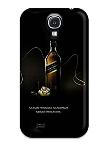 Galaxy Cover Case - Johnnie Walker Logo Protective Case Compatibel With Galaxy S4