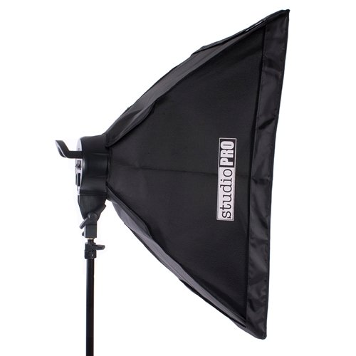 Fovitec - 2x 20'' x 28'' Softbox Continuous Lighting Kit w/ 2000W Equivalent Total Output - [Includes Stands, Softboxes, 10x 45W Bulbs] by Fovitec (Image #3)