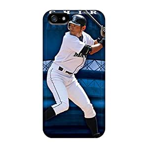 Iphone 5/5s Case Slim [ultra Fit] Seattle Mariners Protective Case Cover