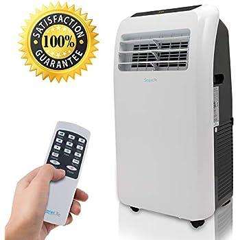 Amazon com: Emerson Quiet Kool Heat/Cool Portable Air Conditioner