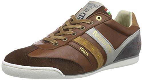 Pantofola d'Oro Loreto Retro - Zapatillas Hombre Marrón - marrón (tortoise shell)