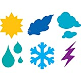 Ellison Weather Sure Cut Die Set (Set of 6), Large
