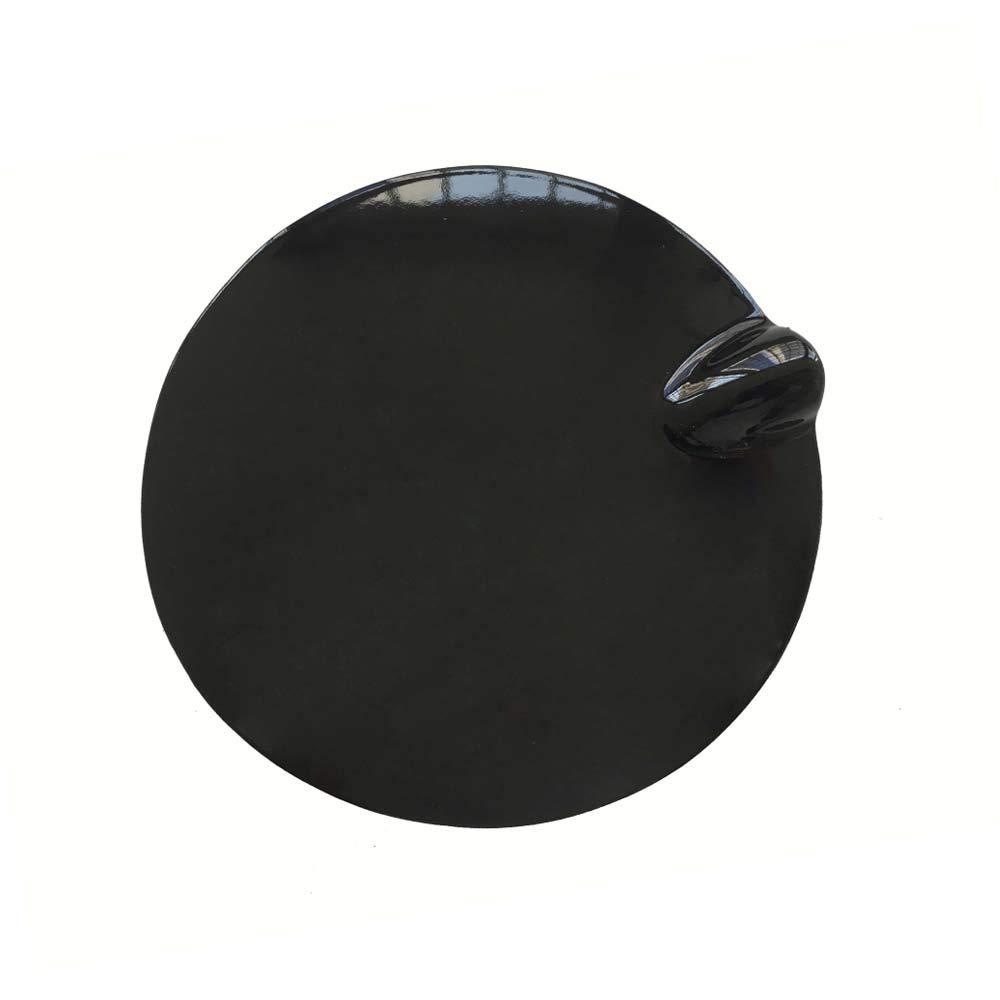 Coche Tapas del Tanque de Combustible Petr/óleo Tapa de Puerta de Combustible Solapa Relleno Tapa de Gas Lid Ajuste para Focus 2 mk2 mk3 Cebador Cubierta para pintar